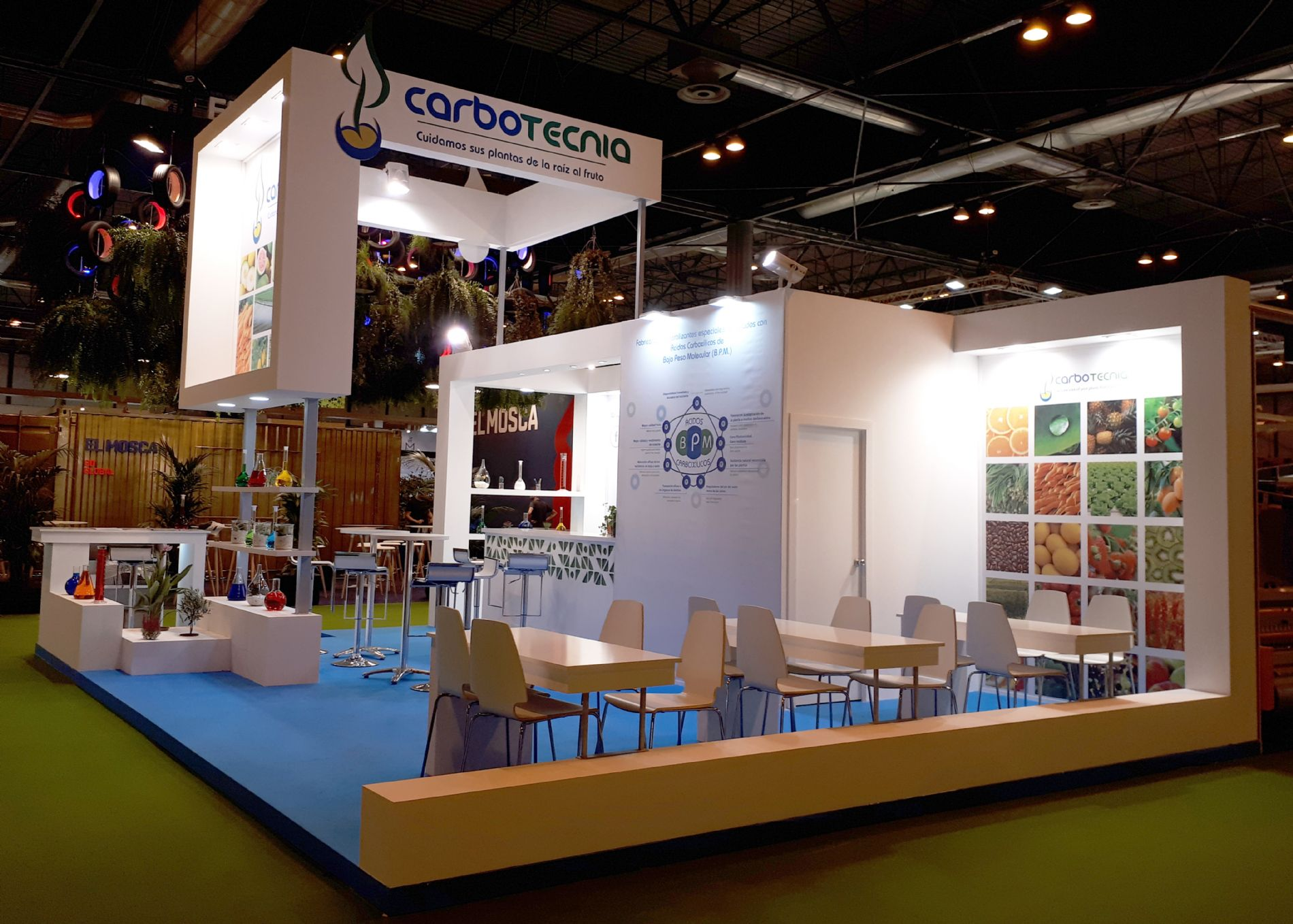 Carbotecnia na Fruit Attraction 2017