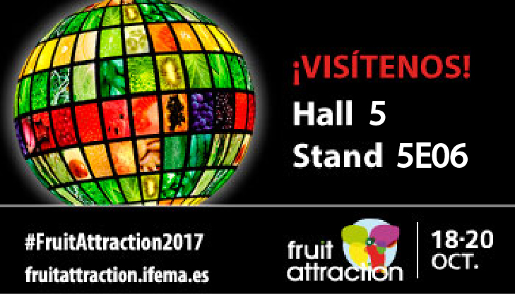 Estamos preparando Fruit Attraction 2017